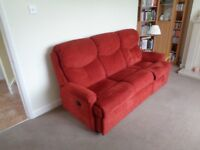 G Plan 3 seater sofa