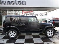 2014 Jeep WRANGLER UNLIMITED Unlimited Sahara, A/C