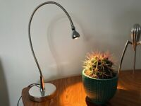 Fabulous flexible LED table lamp, fully articulatable (Newcastle Forest Hall NE12)