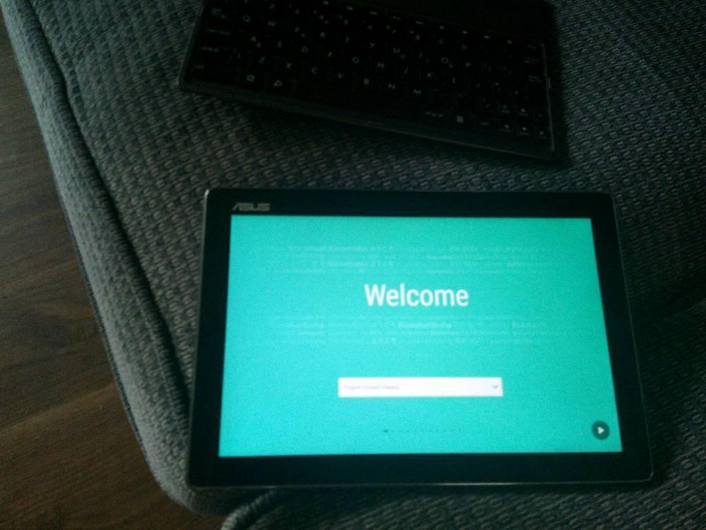 Asus zen pad tablet with keyboard | in Blackburn, Lancashire | Gumtree