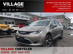 2017 Chrysler Pacifica Limited Platinum Advanced Safety,Trailer