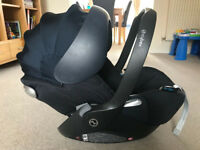 Cybex CloudQ Plus Car seat with ISOFIX Base