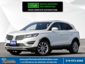 2015 Lincoln MKC >>>NAV, leather, AWD***