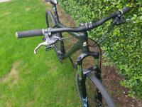 Carrera 29er mountain bike