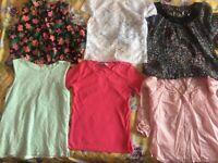 Bundle of teen (12-14 years)/ladies clothes size 6/8/10, VGC Zara, H&M..