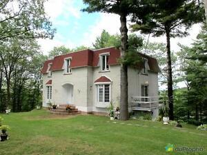495 000$ - Maison 2 étages à vendre à Prévost