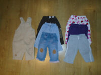 Bundle of clothes for 9-12 months