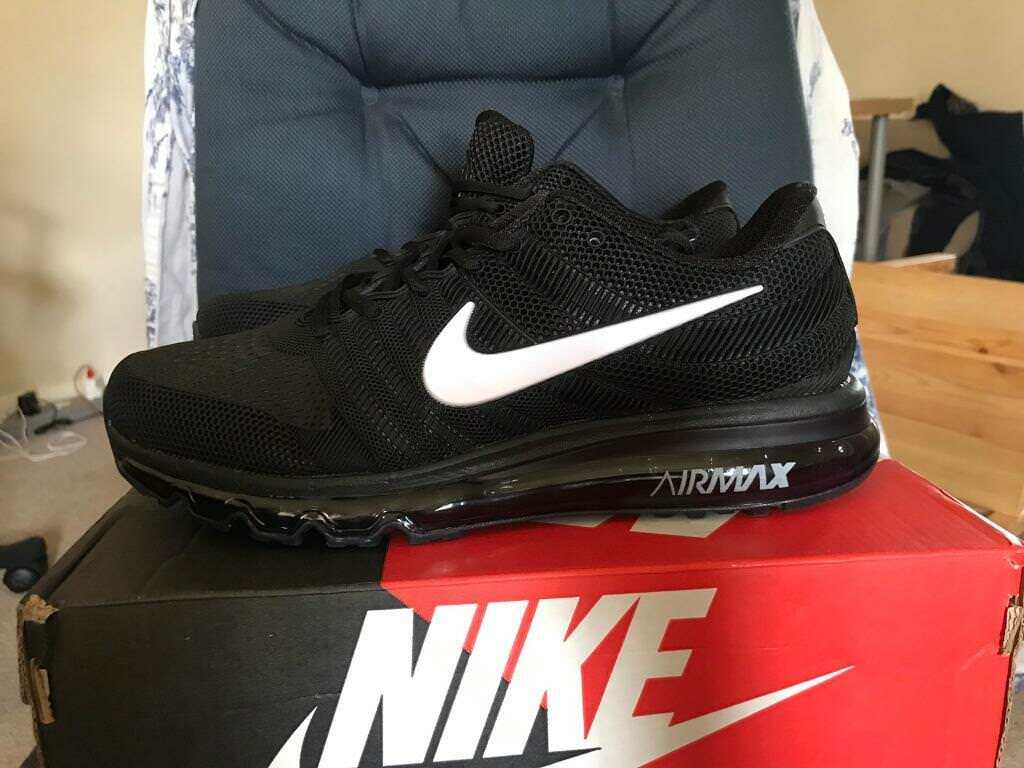 New Nike Airmax 2017 air max size 8  5db0be24a81c