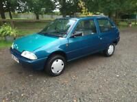 Citroen ax dimension 1 litre 1996 44,000 miles 2 owners from new
