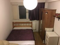 Double Room in Flat with Balcony - Surrey Quays SE8 - No Fees, All Bills Included!