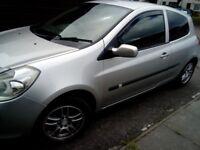 Renault clio 600!
