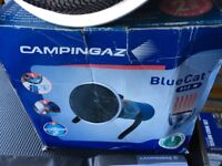 Camping gas heater