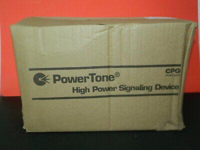New Potter Sphp-dvsmr Fire Alarm Powertone Amplified Speaker Pn 1460233
