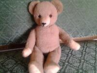 allerliebster antiker Geselle in Form eines Teddybären Brandenburg - Bernau Vorschau