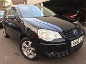 Volkswagen Polo 1.4 Match - LOW MILEAGE, AIR/CON