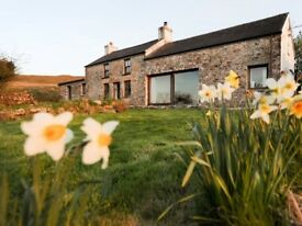 Beautiful Furnished Rural Cottage Farmhouse in Capel Gwynfe near Llandeilo and Llangadog to let