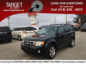 2011 Ford Escape XLT 4X4, Drives Great, Very Clean and More !!