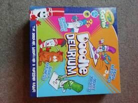 Brand New Doodle Delirium game