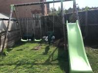 Plum multi swing play set