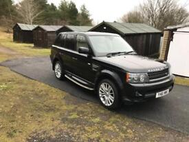 2011 61 RANGE ROVER SPORT HSE COMMAND SHIFT 3.0 SDV6