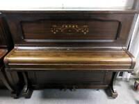 Nice Dark Oak 'Boyd London' Upright Console Piano - CAN DELIVER