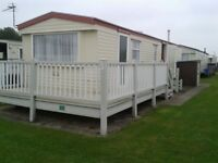 SKEGNESS STATIC CARAVAN TO RENT