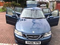 2006 Saab 9-3 1.9 TiD Vector SportWagon 5dr Manual @07445775115@