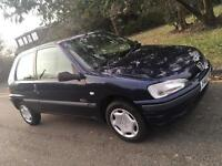 Peugeot 106 zest 2 ideal first cheap daily car with new mot, px swap possible