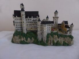 Highly Collectable Miniature German Castle