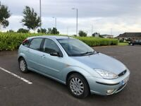 Ford Focus Ghia 2.0 Petrol Automatic 5dr with 80k Miles