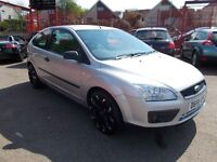 "*FORD*FOCUS SPORT 1.4*18"" DIAMOND CUT ALLOYS*FULL SERVICE HISTORY*YEARS MOT*BARGAIN ONLY £1995*"