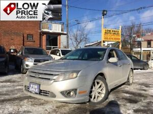 2010 Ford Fusion SEL*Leather*Sunroof*BoseSystem*TradeSpecial