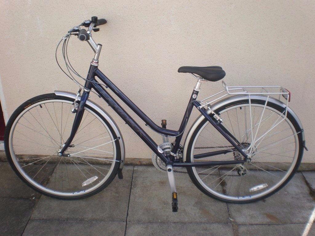 45cm Ladies 21 Speed Ridgeback Hybrid Bike in Perfect Order