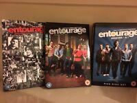 Entourage series 1-3