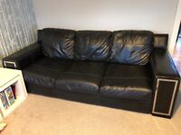 DFS 2 seater & 3 seater sofas