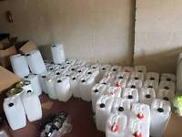 25 litre un approved used jerry cans