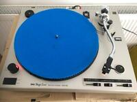 Stageline turntables (pair) djp-100/si/uk