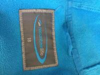 Blue/ grey jacket size 18
