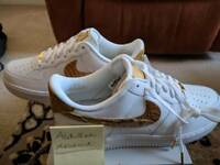 Nike air force CR7 Golden Patchwork