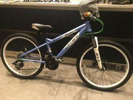 "Carrera Blast Mountain Bike, MTB Great Condition, Front Suspension, 24"" wheels"