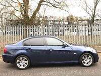 BMW 318D 2.0 DIESEL SPECIAL BUSINESS EDITION,HPI CLEAR,M SPORT ALLOYS,2 KEY,SAT NAV,SENSOR,A/C,F/S/H