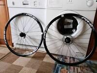 BIKE WHEELS disc bike set 700C 10/11 speed GIANT PR-2