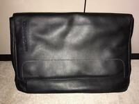 Mandarina Duck Italian designer laptop leather bag RRP 235