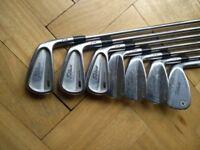 Titleist-AP2-712-Irons-4-PW-Project X -Stiff-Shafts
