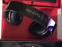 Beats by Dre Studio Monster Genuine Headphones (Black) USED