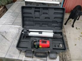 Forge Steel Laser Level