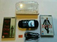 Sony PSP 2000 SLIM console Bundle GC!!