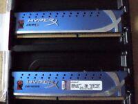 Kingston HyperX 4Gb Kit + Intel® Core™2 Duo Processor E8400