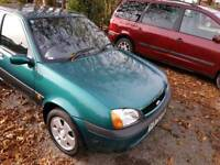 Ford fiesta only done 47k mot to next year