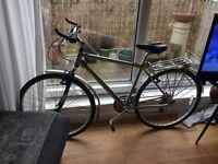 Good condition high quality Silver bike